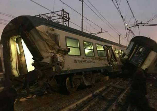 Incidente ferroviario, Verona s'interroga sui suoi binari